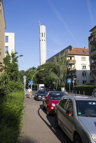 St. Ignatiuskirche in Frankfurt am Main
